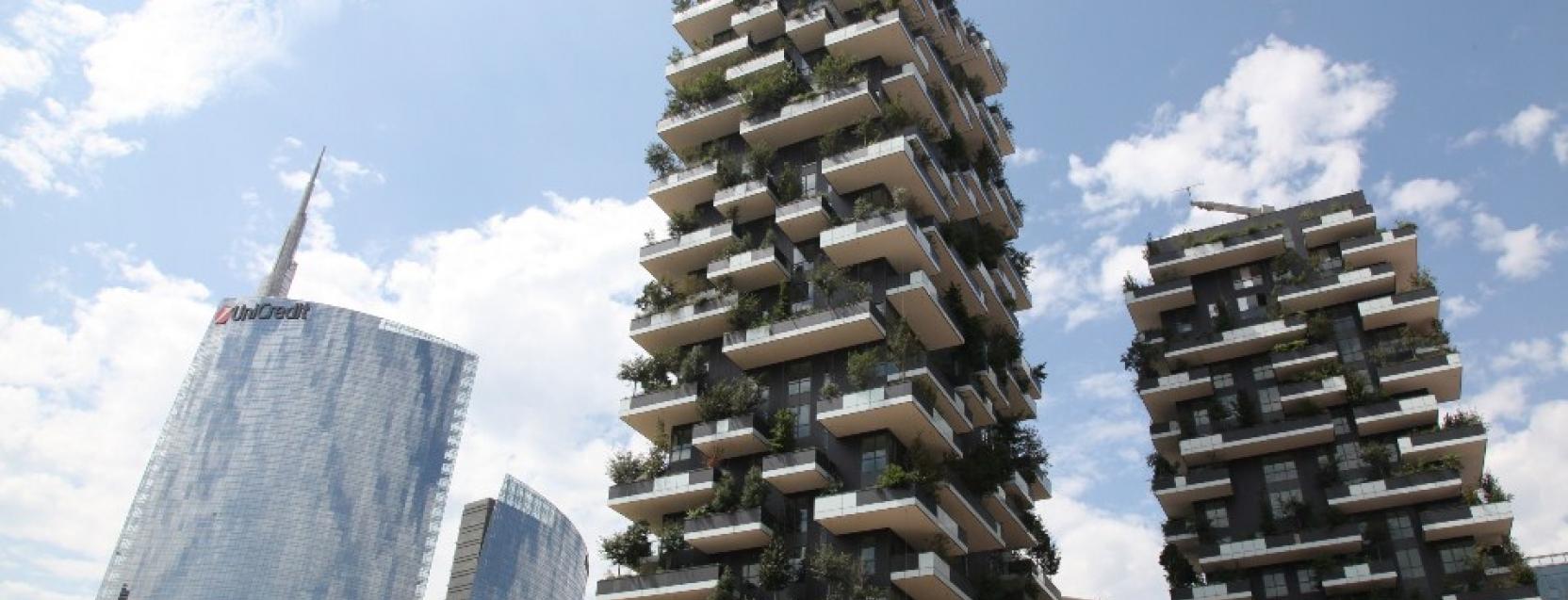 Gita skyline a Milano 2