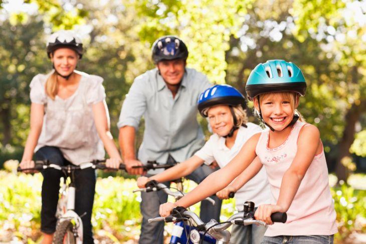 Noleggio bici Parco di Monza 4