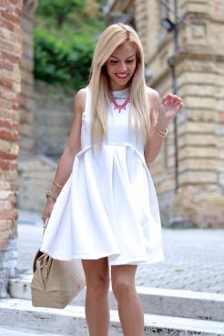 Il look perfetto per la cena in bianco a Monza 2